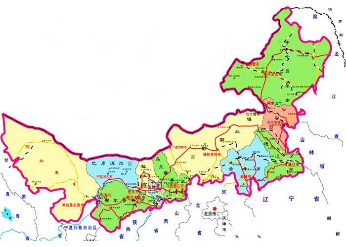 怀仁县城街道地图